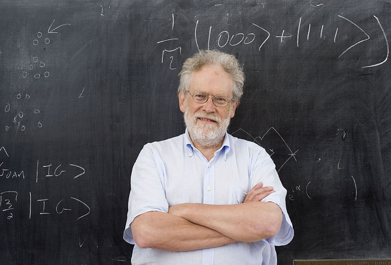 Anton Zeilinger (2011). Credit: Austrian Academy of Sciences