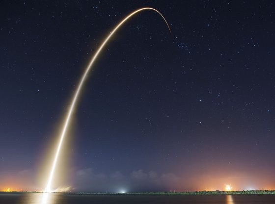 SpaceX CC0 Creative Commons